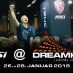 DreamHack Leipzig 2018 – MSI lädt zum Zocken und Träumen ein