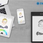 Royole präsentiert das neue Smart Writing Pad auf der CES 2018