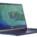 Gerade einmal 970g leicht: Das Fliegengewicht Acer Swift 5 ist ab sofort erhältlich