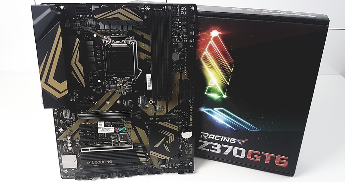 BIOSTAR Z370GT6 im Test | Hardware-Inside | Hardware-Inside