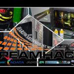 Hardwareinside auf der Dreamhack 2018 in Leipzig mit CaseMod
