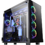 Thermaltake enthüllt View 91 Tempered Glass RGB Edition