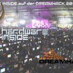 Wir auf der Dreamhack 2018 in Leipzig