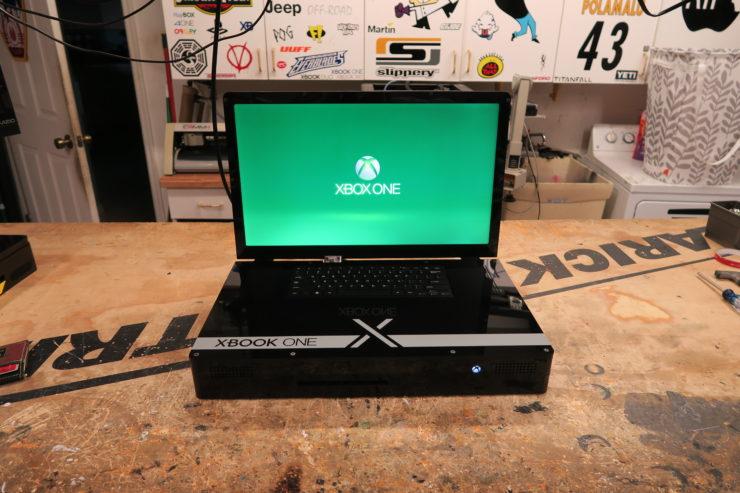 Die Xbox One X Schon Bald Als Portable Edition Hardwareinside