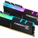 Von G.SKILL kommt der weltweit schnellste DDR4 Speicher mit 4700MHz