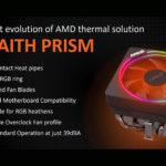 AMD kündigt Wraith Prism CPU Kühler an