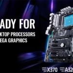 ASUS-Mainboards unterstützen die neuen AMD Ryzen-Deskop-Prozessoren mit Radeon Vega Graphics