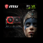 MSI GeForce GTX 1080 / 1080 Ti jetzt mit Hellblade - Senua's Sacrifice Steam-Key!