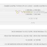 Intel Core i9-8950HK, 6 Kerne und freigeschalteter Multiplikator?