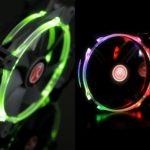 Raijintek kündigt Macula 12 Rainbow RGB Lüfter an