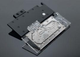 EKWB veröffentlicht Water Block für NVIDIA Titan V Grafikkarte