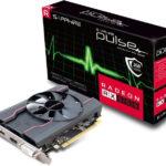 Sapphire veröffentlicht Radeon RX 550 Grafikkarten mit 640 Streamprozessoren