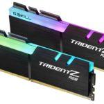 G.SKILL Dual-Channel DDR4 Speicher erreicht luftgekühlt 5000 MHz