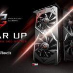 AMD Radeon RX500 Grafikkarten: ASRock stellt brandneue Phantom Gaming Serie vor