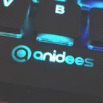 Anidees erste Tastatur im Test - das Prismatic Keyboard