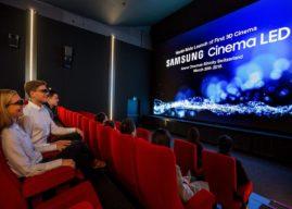Samsung Cinema LED Screen kommt nach Europa