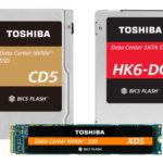Toshiba Memory präsentiert neue SSDs für Rechenzentren
