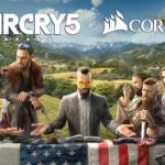 CORSAIR und Ubisoft® gehen Partnerschaft ein, um Far Cry® 5 mit PC-Beleuchtung zu unterstützen