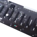 SUPoX präsentiert das professionelle Krypto-Mining B250A-BTC D+