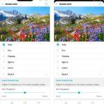 LG G7ThinQ bietet ein sehr helles und intelligentes Display