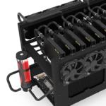 Alphacool Mining Rig 12: Das ideale Gehäuse für Ihr Mining System