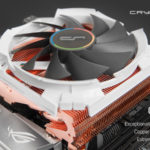 CRYORIG kündigt mit C7 Cu den ersten Vollkupfer-CPU-Kühler an