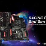 BIOSTAR präsentiert RACING X470GT8 Motherboard für Enthusiasten und Gaming mit AMD Ryzen Prozessoren der 2. Generation