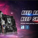 BIOSTAR kündigt RACING B360GT5S und RACING B360GT3S Gaming-Motherboards mit Intel B360 Chipsatz an