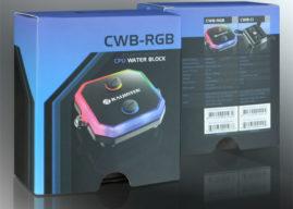 Raijintek veröffentlicht CWB-RGB CPU-Waterblock mit adressierbarer RGB-LED-Beleuchtung