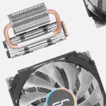 CRYORIG präsentiert Frostbit M.2 Kühler und C7 RGB auf der Computex 2018