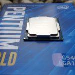 Intel Pentium Gold G5400 - Der günstige Coffee Lake Pentium