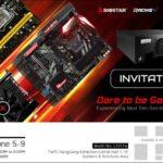 BIOSTAR zeigt auf der COMPUTEX 2018 Gaming-, Crypto Mining-, Smart Home- und IPC-Lösungen