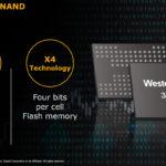 Western Digital verstärkt sein Engagement für 96-Layer BiCS4 3D NAND