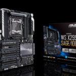 ASUS veröffentlicht das WS X299 SAGE 10G Mainboard mit Dual 10GbE und verbessertem VRM Design