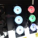 Reeven zeigt seine RGB-spezifischen Produkte auf der COMPUTEX 2018
