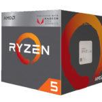 AMD kündigt Quad-Core- und energieeffiziente Prozessormodelle der zweiten Generation Ryzen an