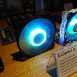 GELID Radiant und Radiant D 120 mm RGB-Lüfter gesichtet