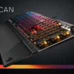 ROCCAT Vulcan - Neue mechanische Tastaturserie mit einzigartigem Design