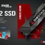 BIOSTAR Präsentiert M500 M.2 2280 PCI-Express NVMe SSD
