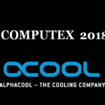 Alphacool baut auf - Computex 2018