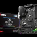 Erreiche mehr mit den sechs CPU-Kernen des brandneuen Intel 8086K Prozessors