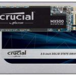 Neu eingeführte Firmware für MX500 SSDs