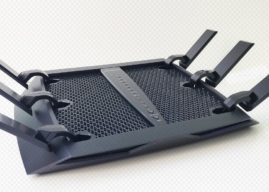 Nighthawk® X6S Tri-Band WiFi Router – WLAN auf Steroiden