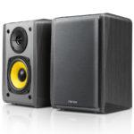 Edifier R1010BT: Kompakte Maße, kraftvoller Sound - Regallautsprecher neu definiert!