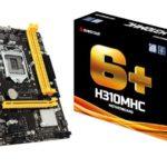 BIOSTAR stellt H310MHC Micro-ATX Heim-/Office-Motherboard vor