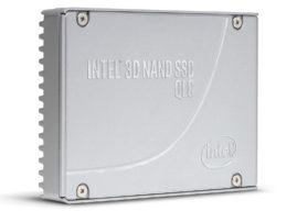 Intel beginnt mit der Produktion von 3D-QLC-NAND-Flash-basierten PCIe-SSDs für Rechenzentren