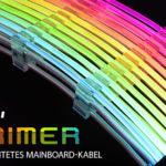 NEU bei Caseking - Das Lian Li Strimer bringt RGB-Beleuchtung für die Mainboard-Stromversorgung