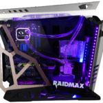 Raidmax veröffentlicht den X08 Tower als Showcase