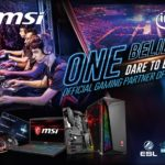 ESL ONE Cologne 2018: MSI offizieller Partner des CS:GO Events