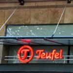 Teufel eröffnete heute seinen neuen Brand Store im Ruhrgebiet!
